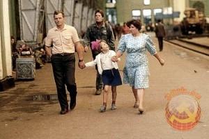 Установление отцовства в СССР